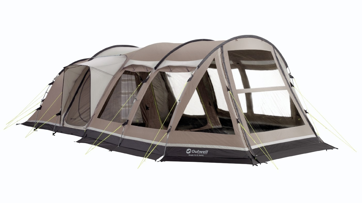 Used 2011 Outwell Nevada XL - Storm Force 9 - 6 Berth Tent